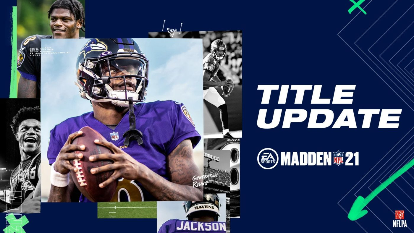 Madden Update 1.26 March 16