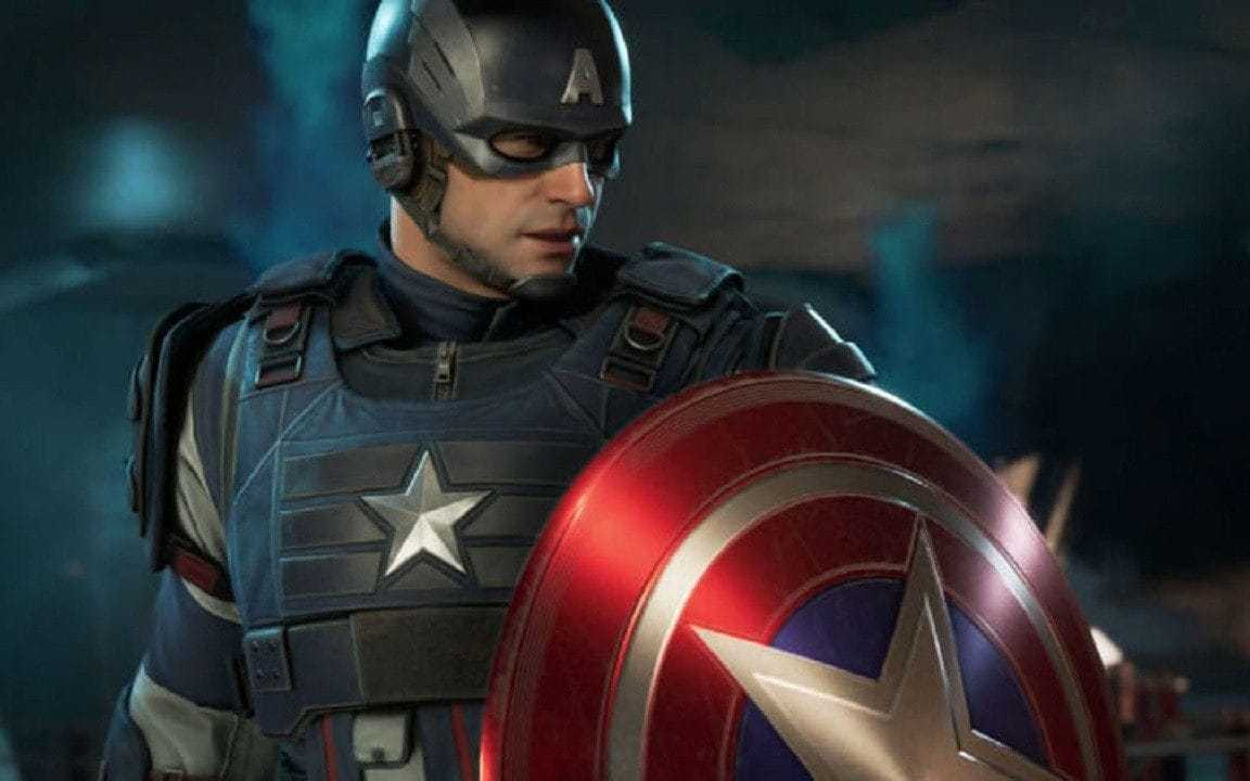 Marvel's Avengers Game Captain America Skill Tree