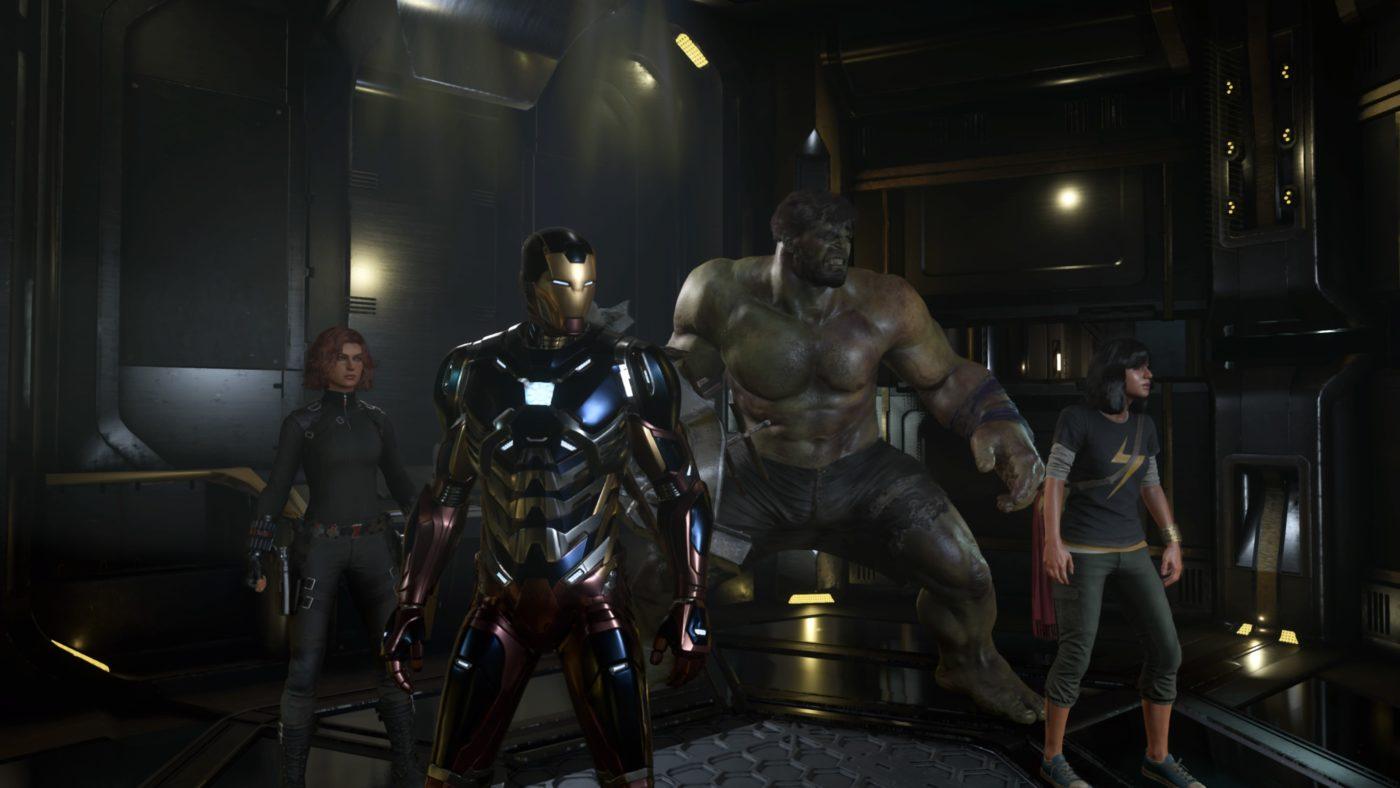 Marvel's Avengers Stealth Loot Nerf