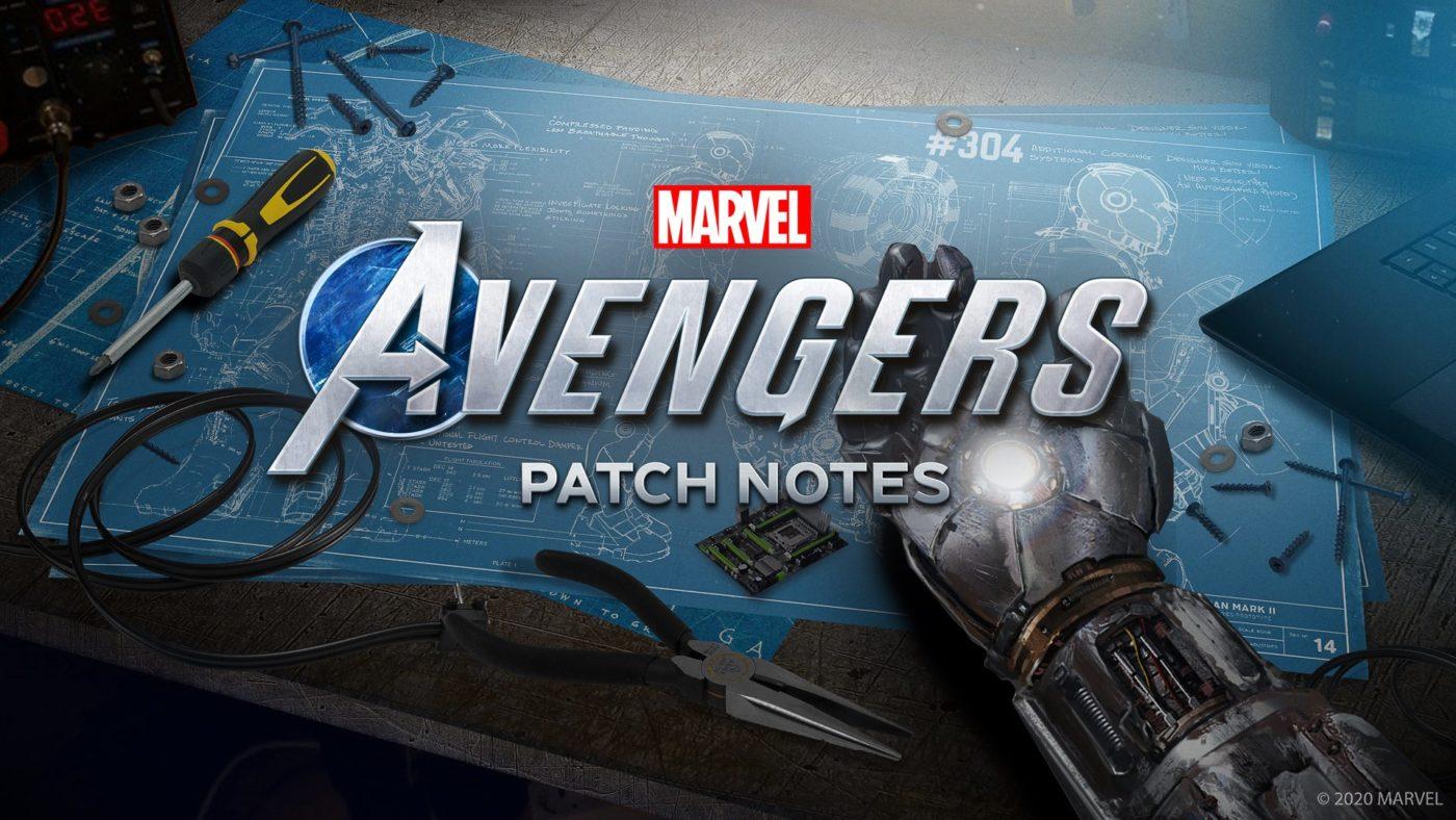 Marvel's Avengers Update 1.10