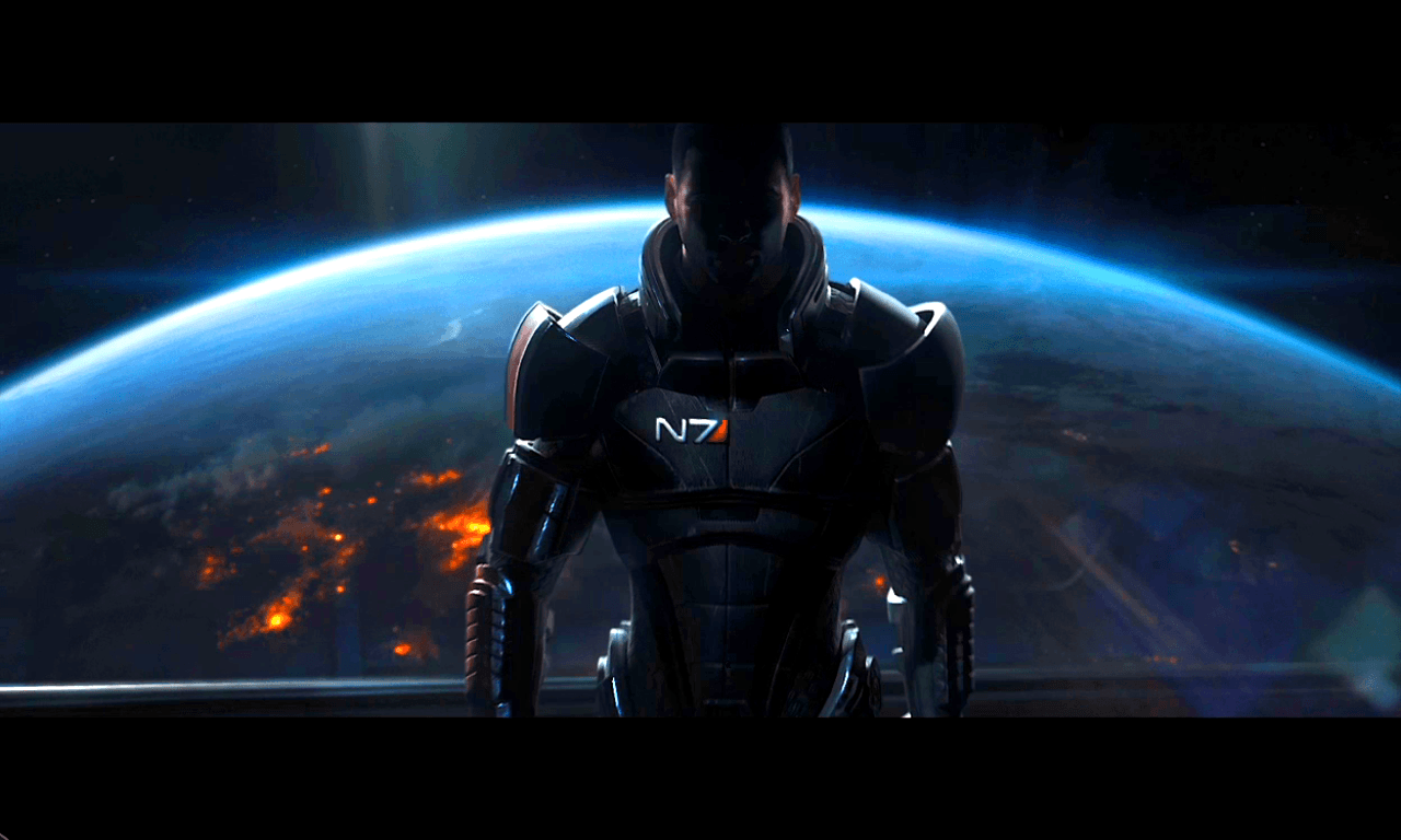 New Mass Effect Game Teased at The Game Awards With New Trailer