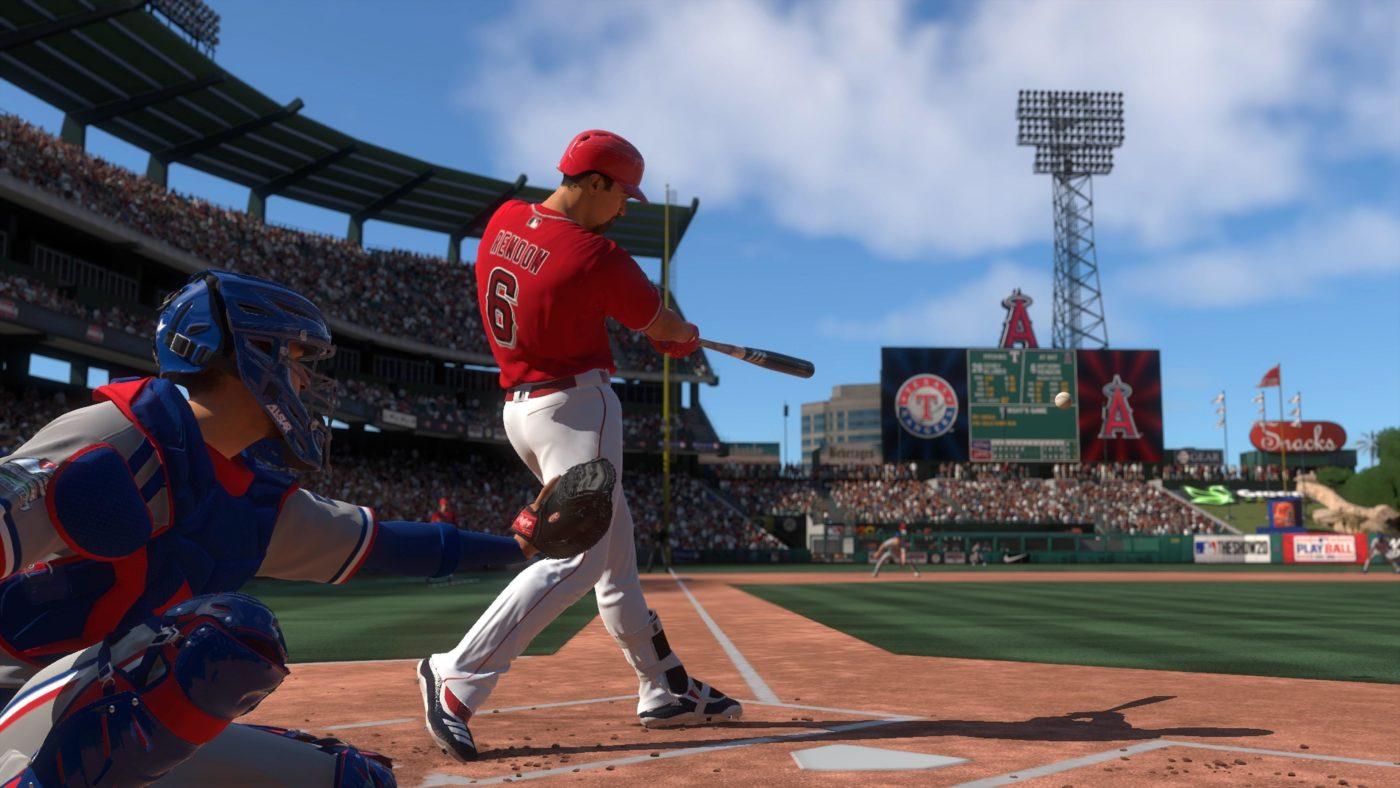 MLB The Show Update 1.19 September 29