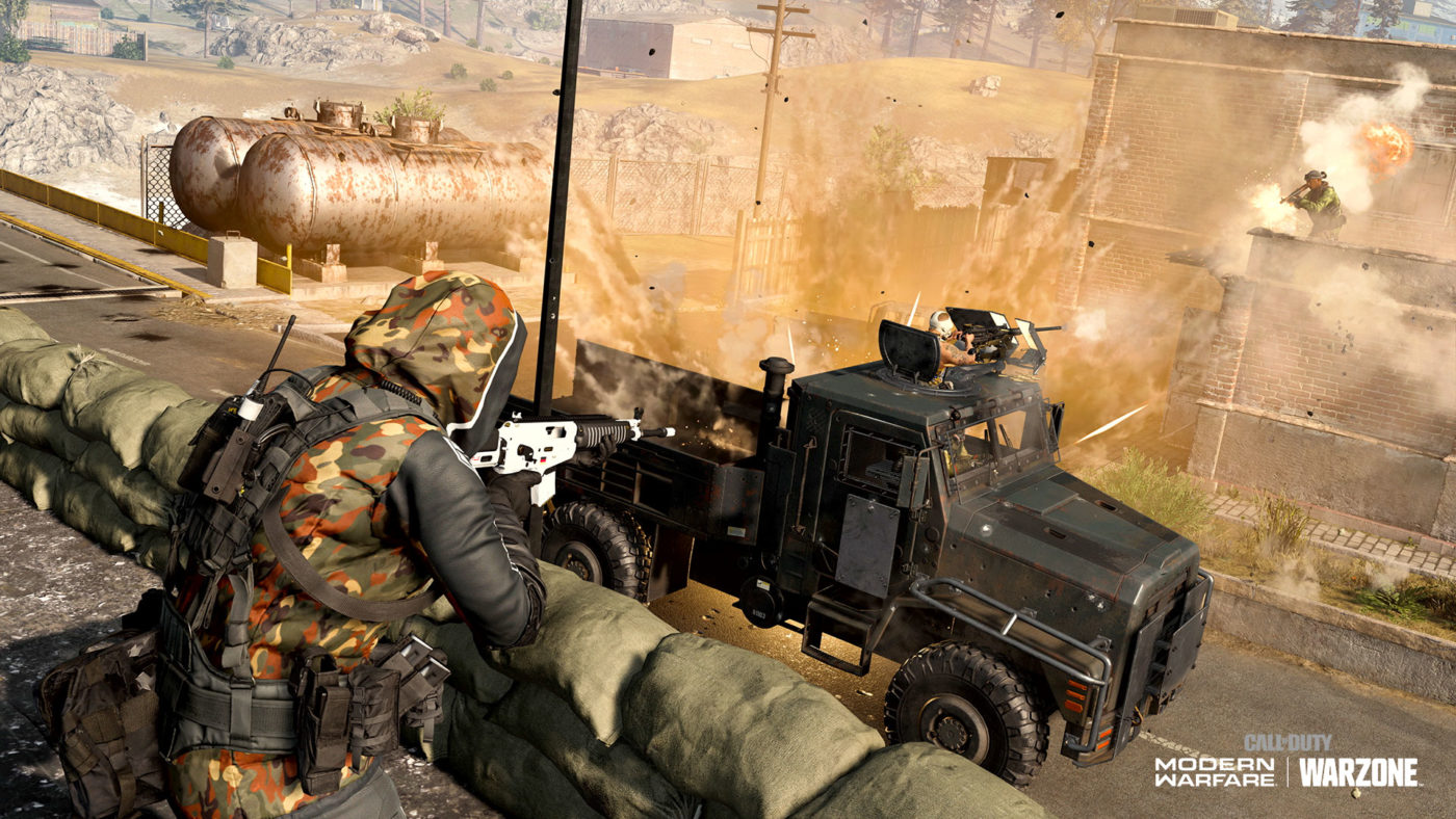 Call of Duty: Warzone to integrate with Black Ops Cold War