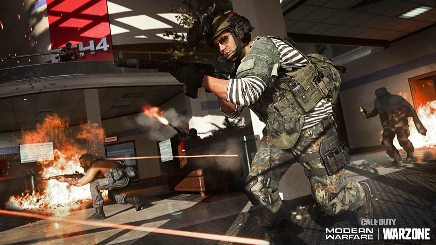 Modern Warfare & Warzone Playlist Update Today November 13