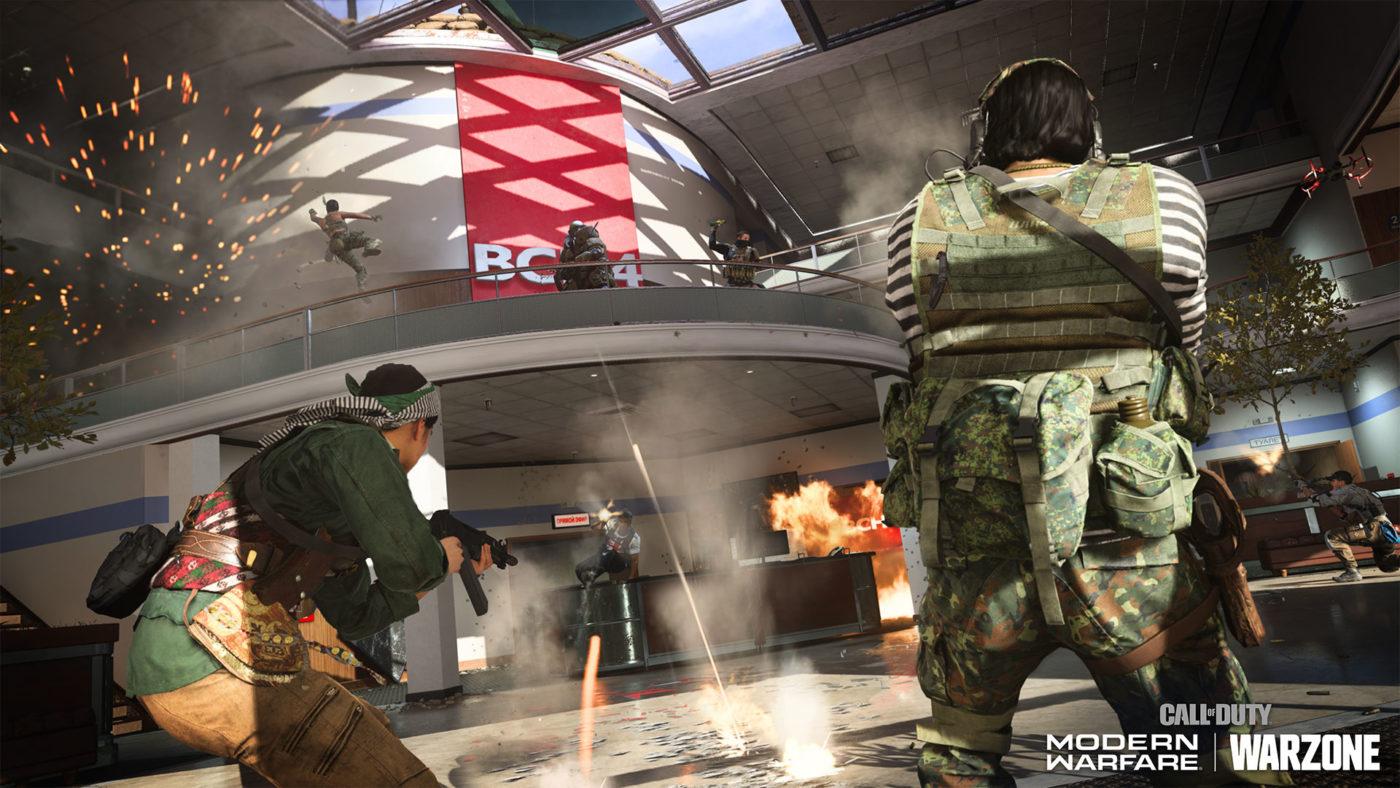 Modern Warfare Playlist Update December 29