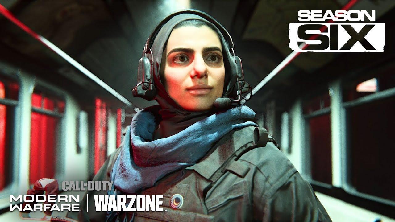 Modern Warfare & Warzone update 1.27