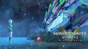 Monster Hunter Stories 2 Is Coming to Switch on Summer 2021