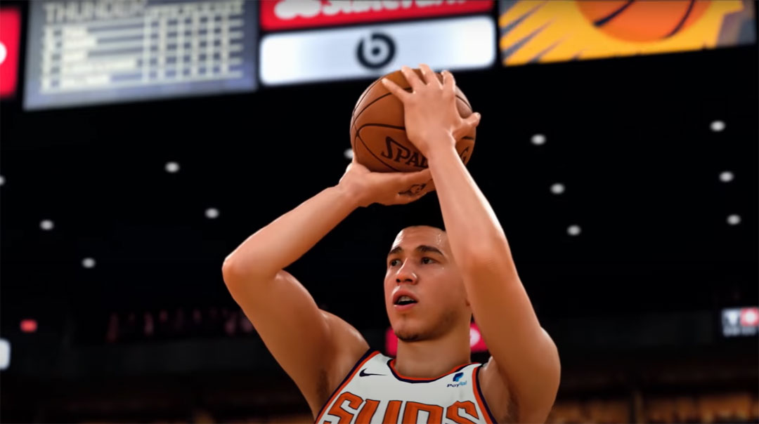 National Basketball Association 2K21 next-gen gameplay has now been officially revealed