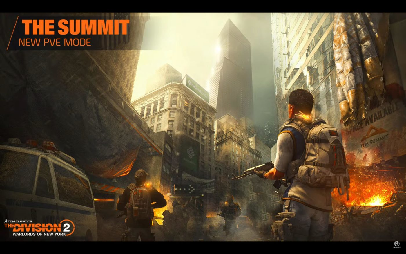 The Division 2 New PvE Mode