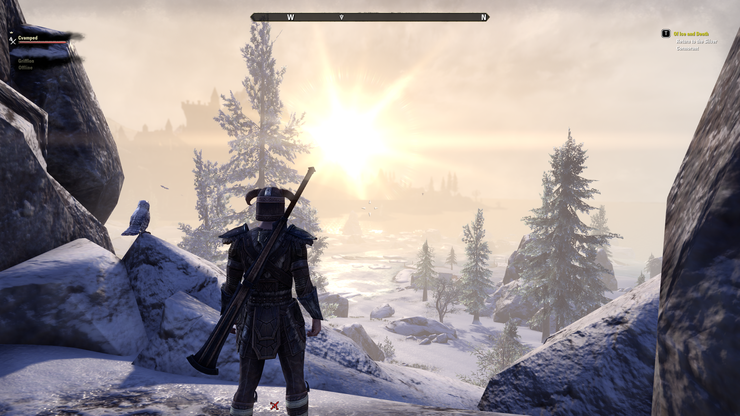 The Elder Scrolls Online Update 2.16