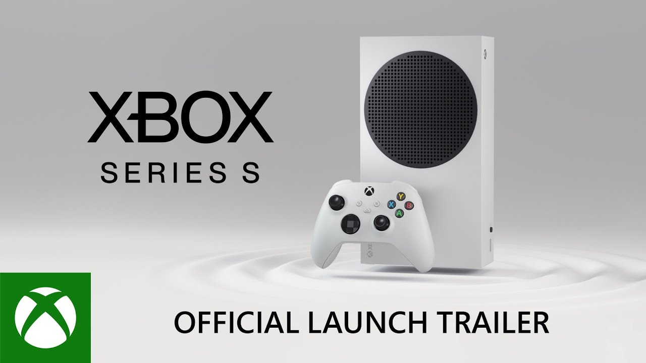 xbox series s release date