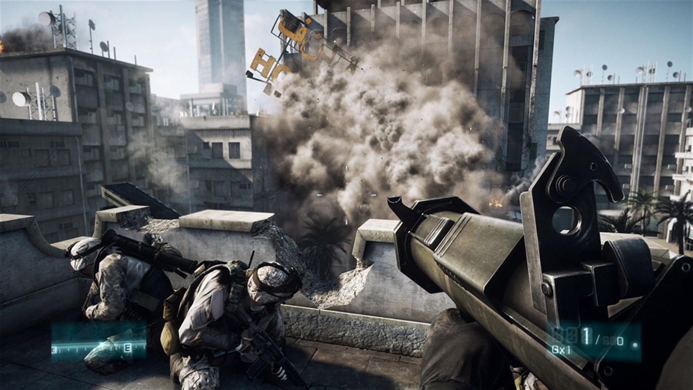 Battlefield 3 Reality Mod