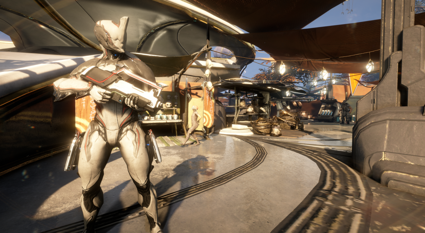 Warframe Next-gen Comparison 3