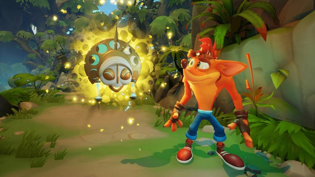 Crash Bandicoot 4 It's About Time Drops Review