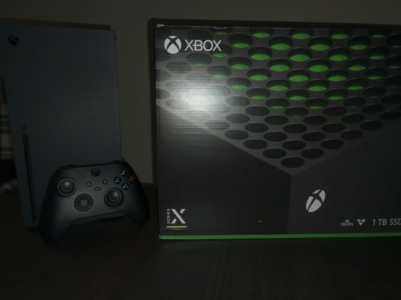 Xbox Series X Retail Release screen 1