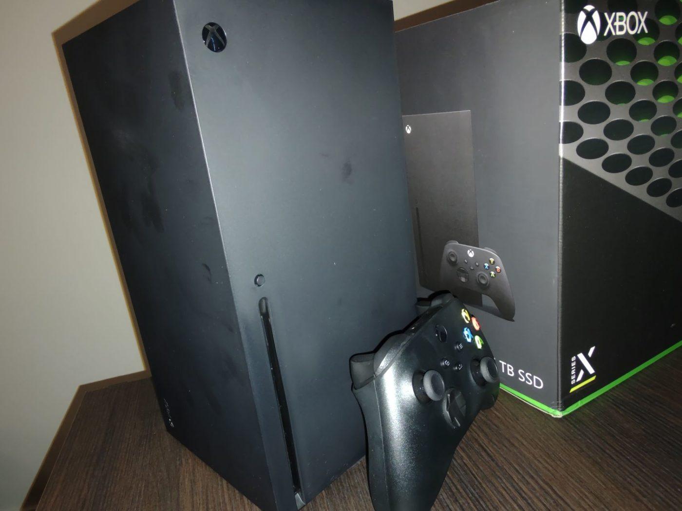 Xbox Series X Retail Release