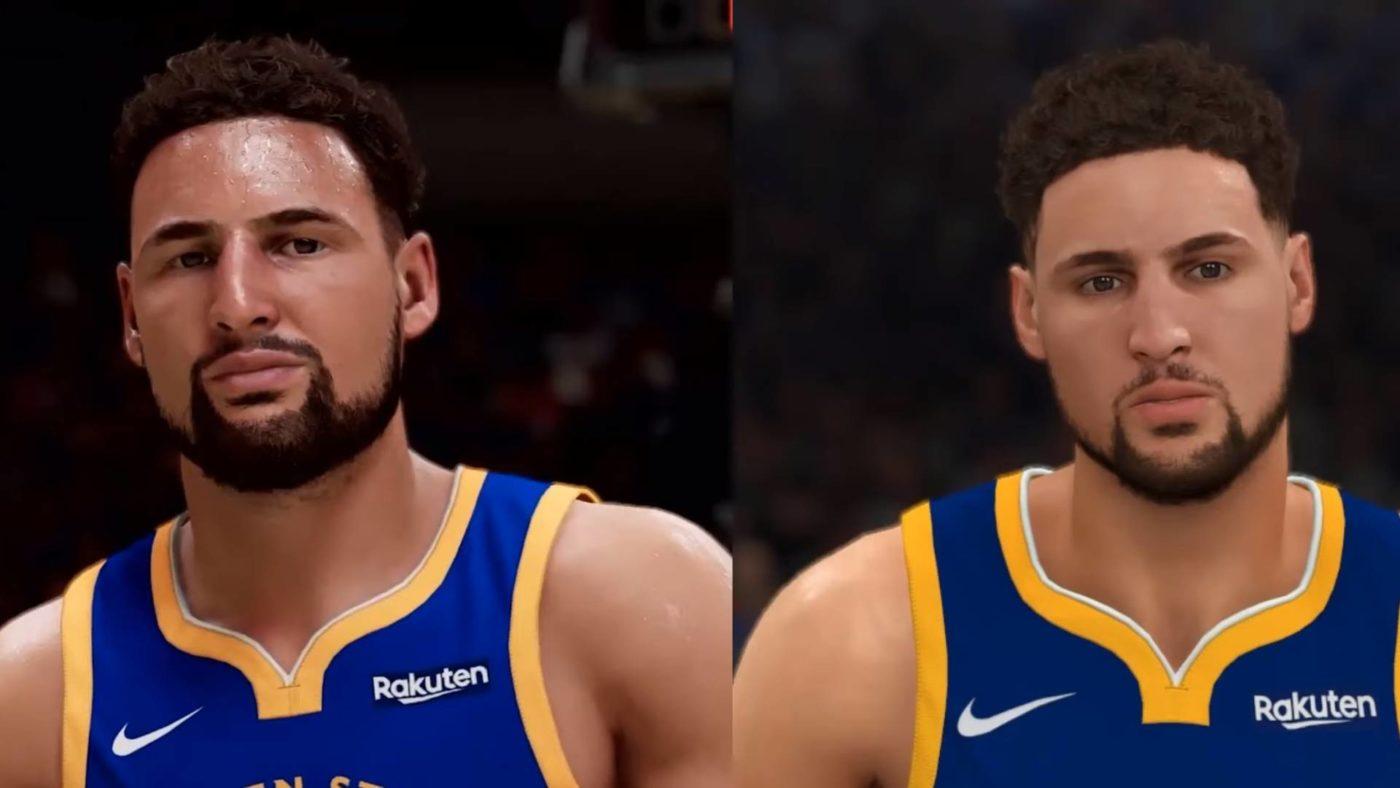 NBA 2K21 PS5 vs. PS4 Comparison