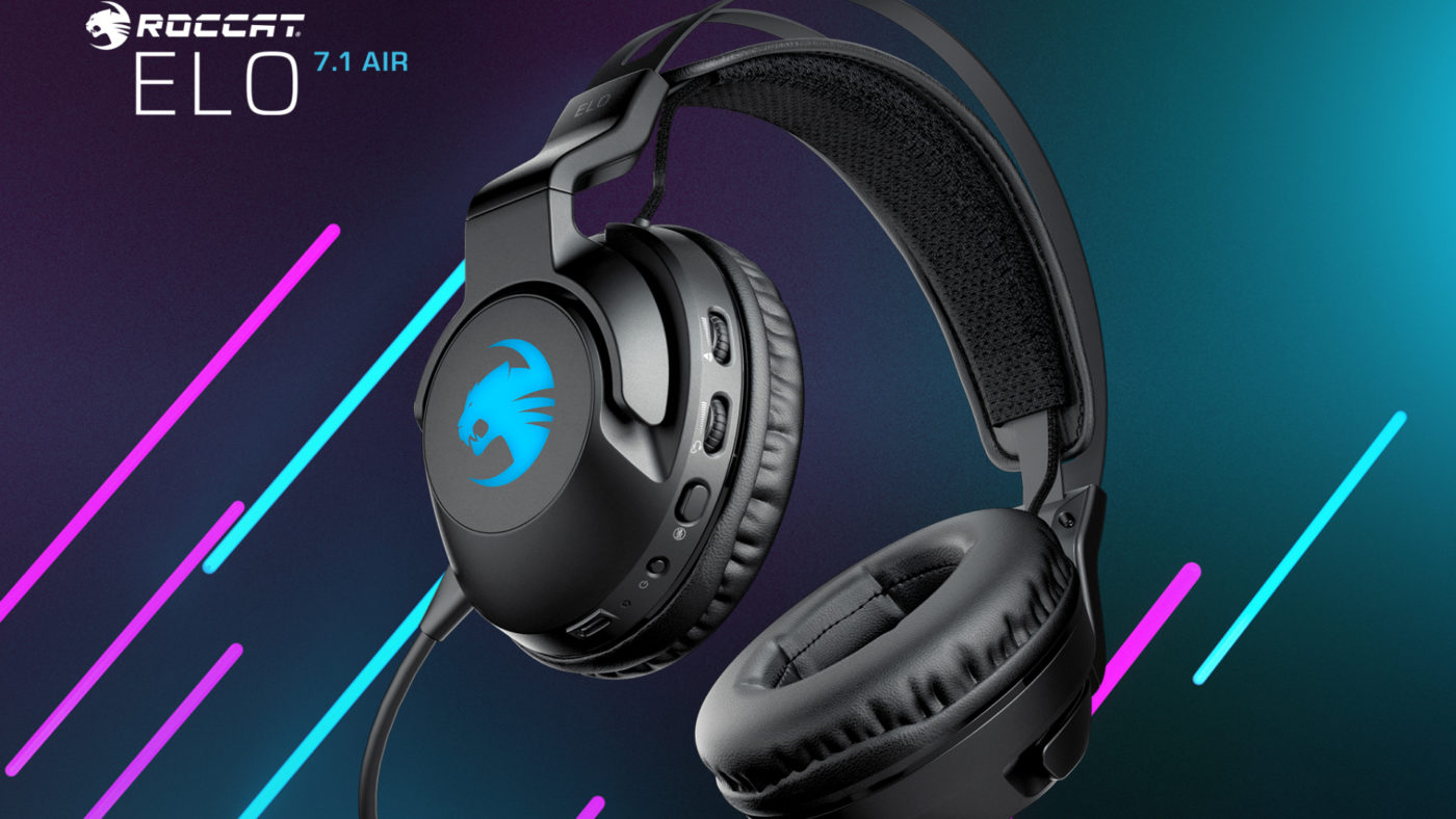 Roccat Elo 7.1 Air Review