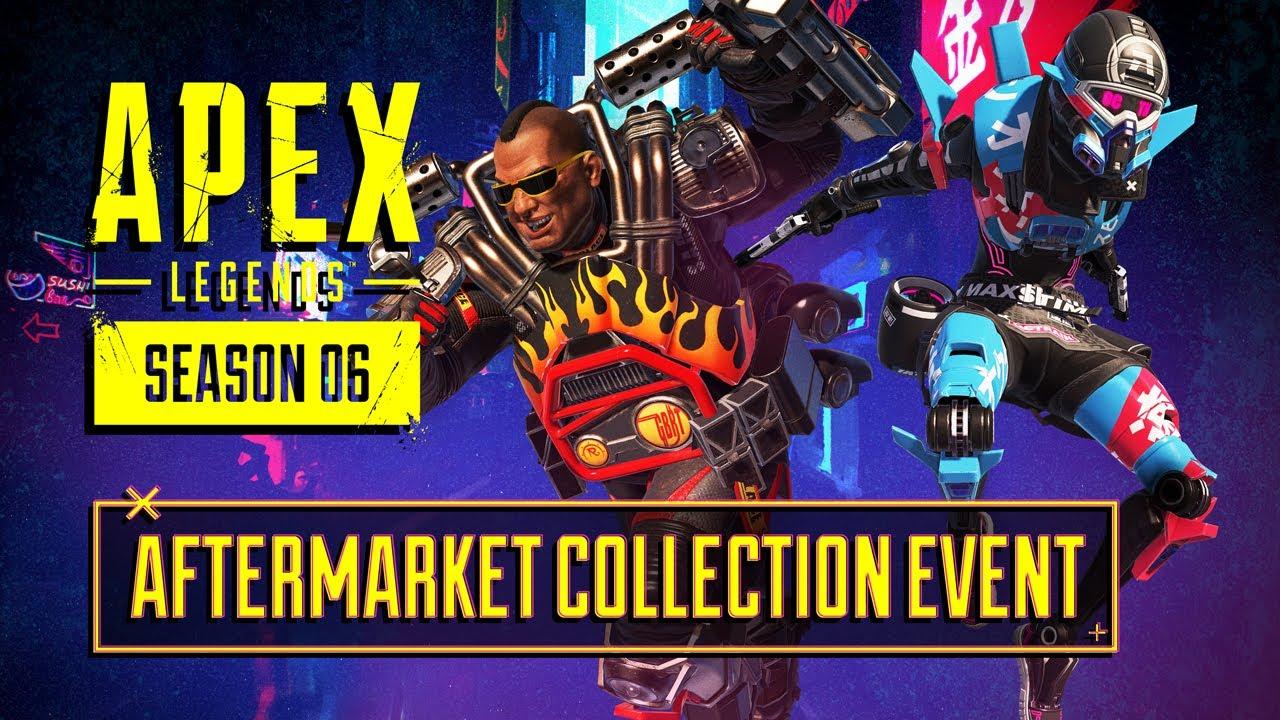 New Apex Legends Update 1.47 Oct. 6