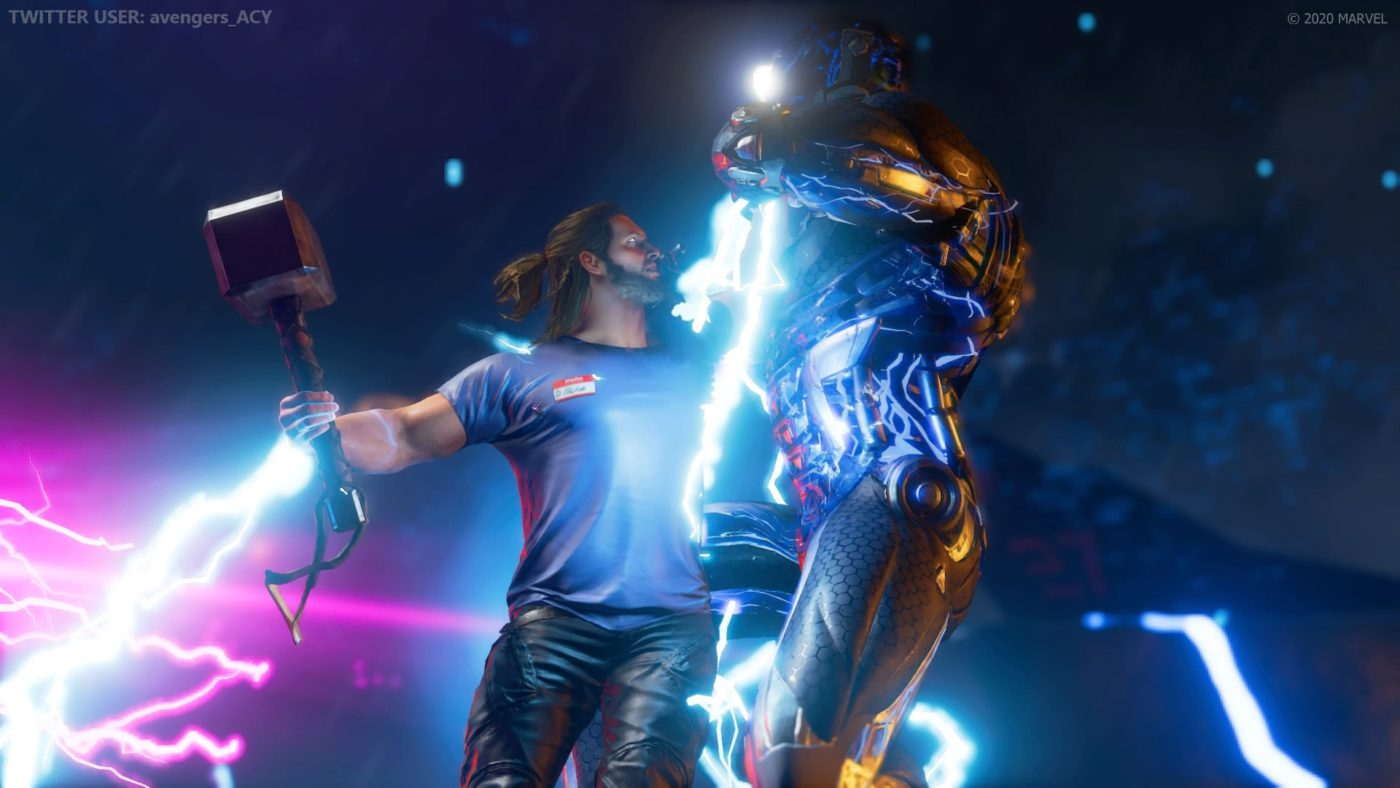 Marvel's Avengers Weekly Challenges Reset