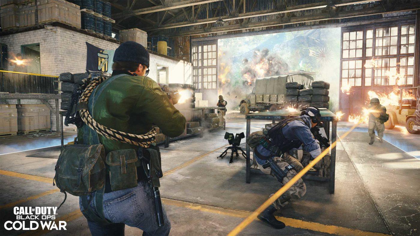 Black Ops Cold War PS4 Download