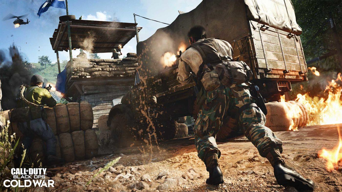 Black Ops Cold War Update Today November 24