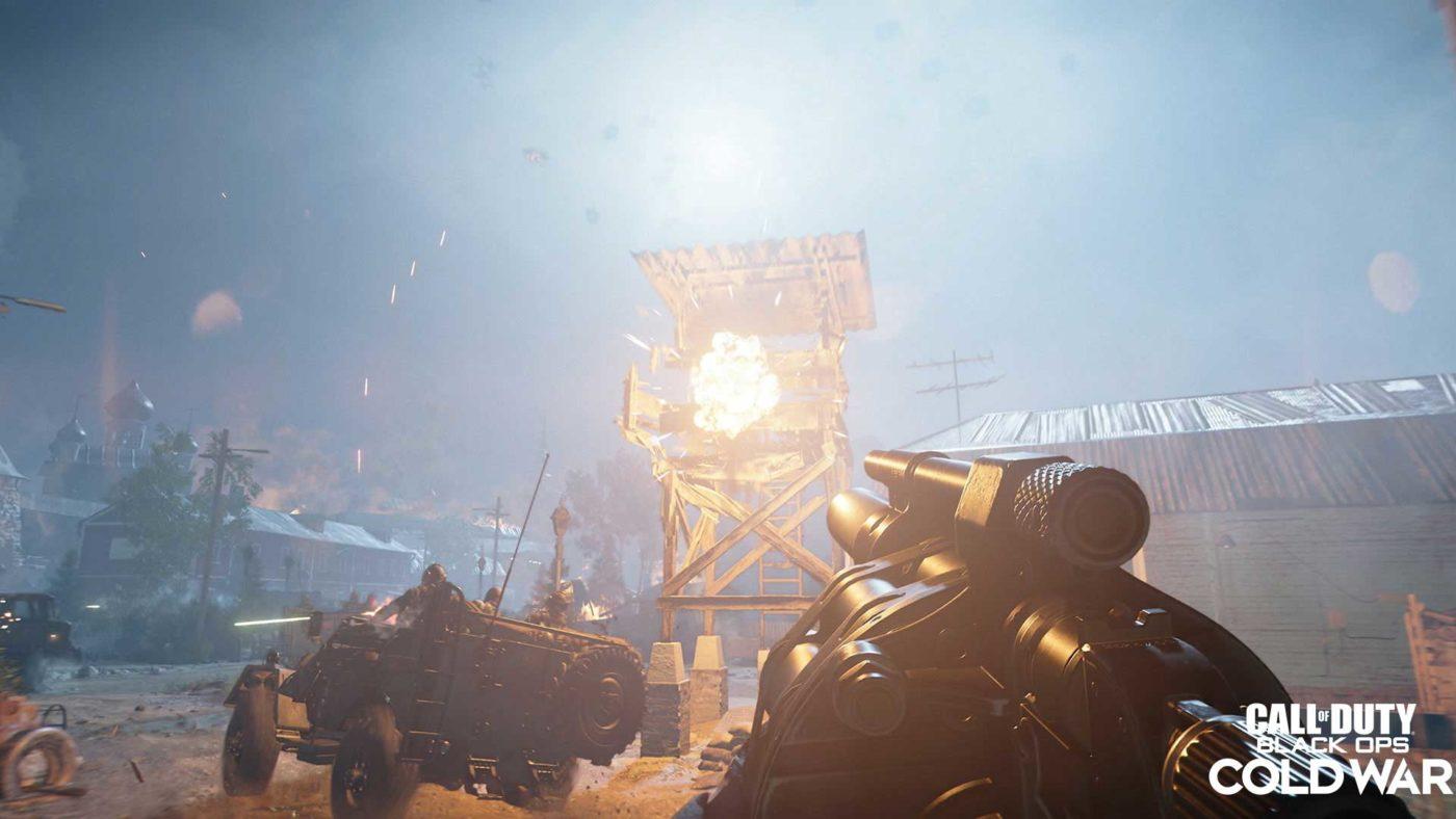 Black Ops Cold War PC Specs