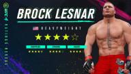 EA UFC 4 Brock Lesnar