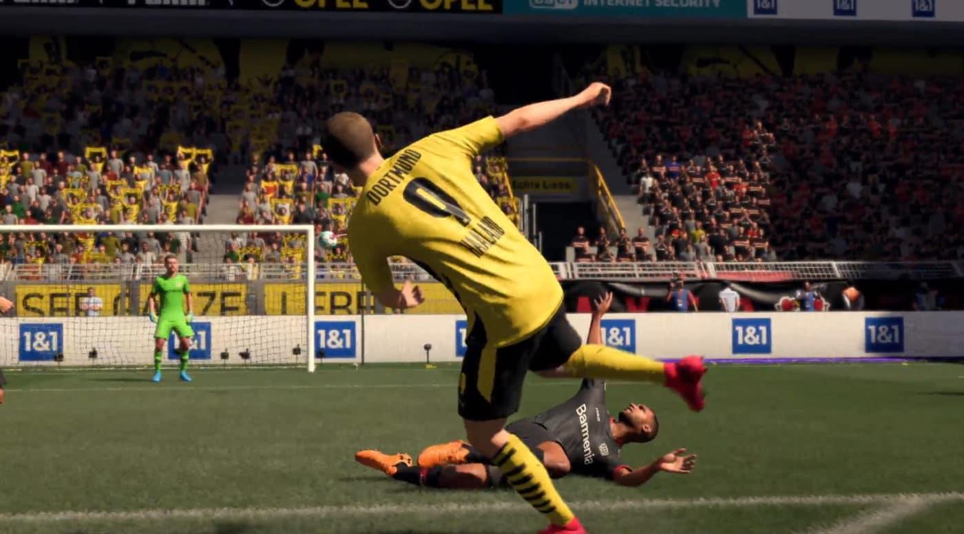 FIFA 21 Update 1.27