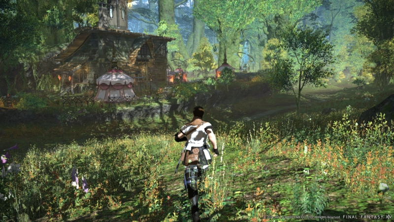 Final Fantasy XIV Update 8.54 October 27