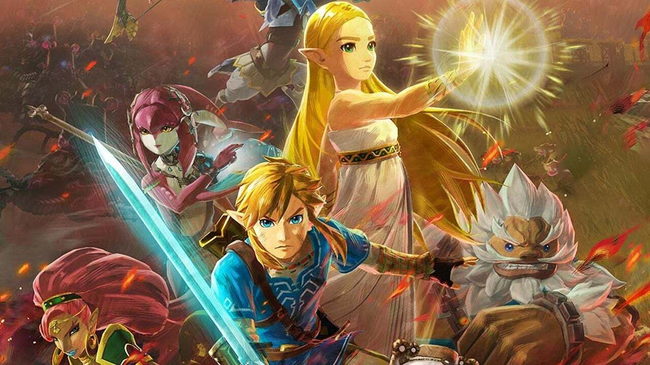 Hyrule Warriors Age Of Calamity Gets 22 Minute Gameplay Demo With Urbosa And Zelda Mp1st