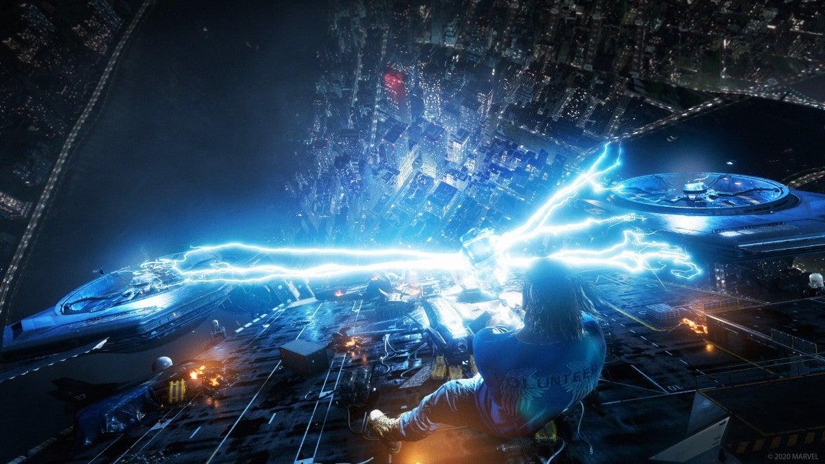 Marvel's AveMarvel's Avengers Error Code CE-34878-0ngers XP Rework