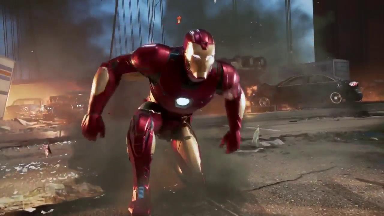 New Marvel's Avengers Update 1.34