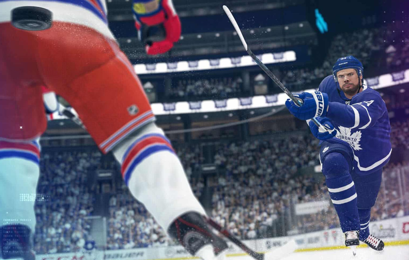 EA NHL 21 Update 1.30 December 3