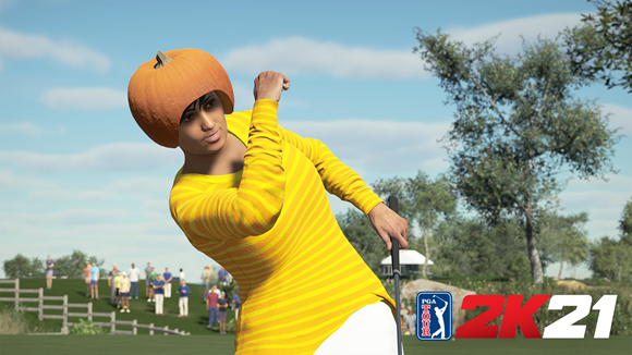 PGA Tour 2K21 Update 1.05 October 20