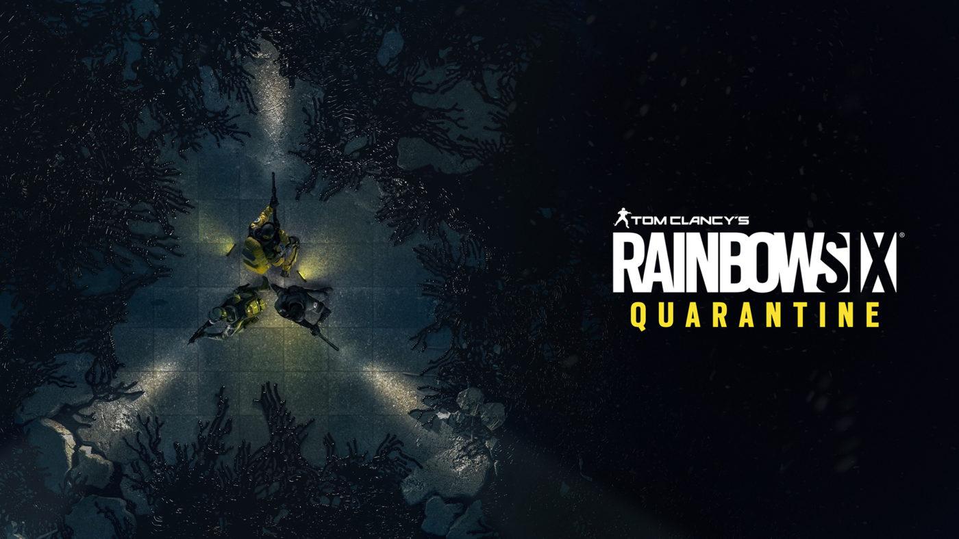 Rainbow Six Quarantine Delayed