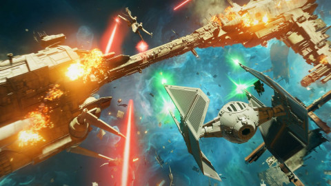 Star Wars Squadrons Review – Space Jam