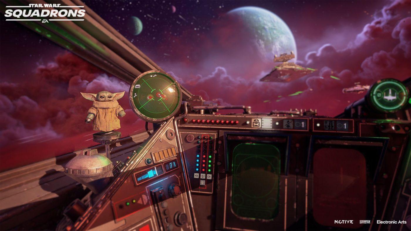 Star Wars Squadrons DLC