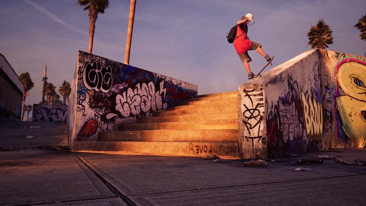 Tony Hawk Pro Skater 1 + 2 Update 1.07 October 20