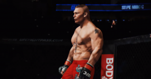 EA UFC 4 Update 4.02 October 22 Adds Brock Lesnar and More