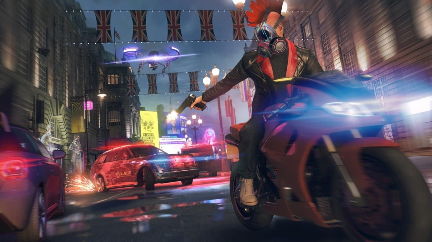 Watch Dogs Legion Has Offline Mode; Cross-Play Introduced in Future Update