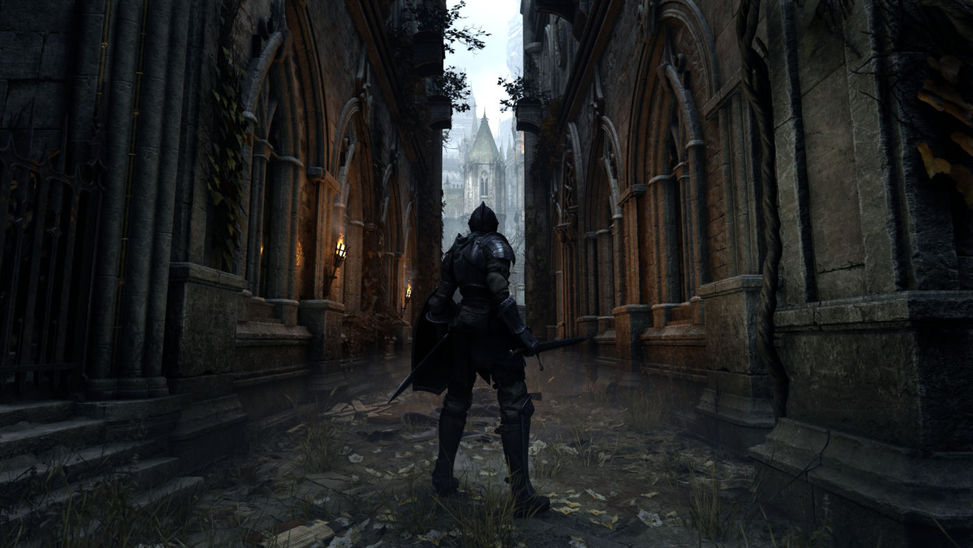 Demon's Souls Mystery Door