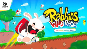 Ubisoft Nano Launches Rabbids Wild Race, a Free Fun-Sized Browser Game