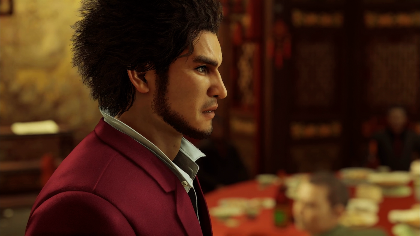 Yakuza Like a Dragon Update 1.09