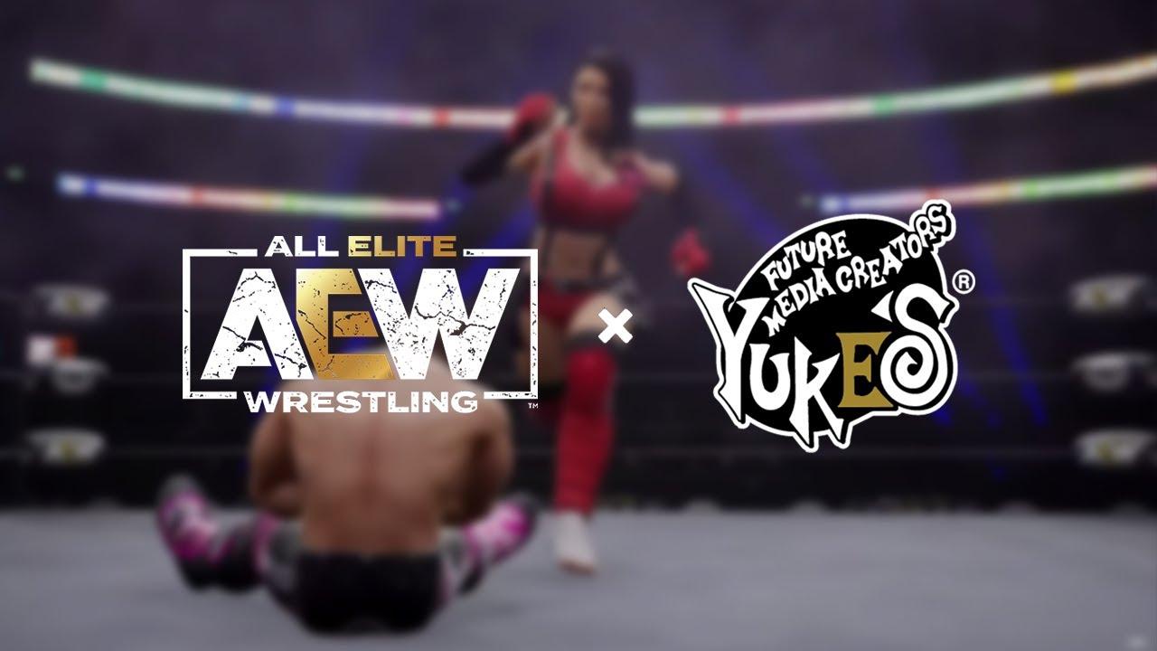 AEW Wrestling Game