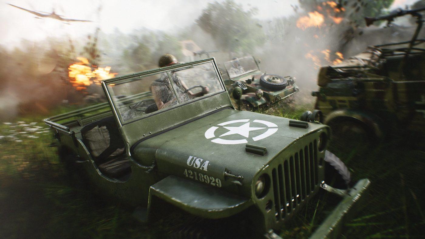 Battlefield 5 Armory Rotation