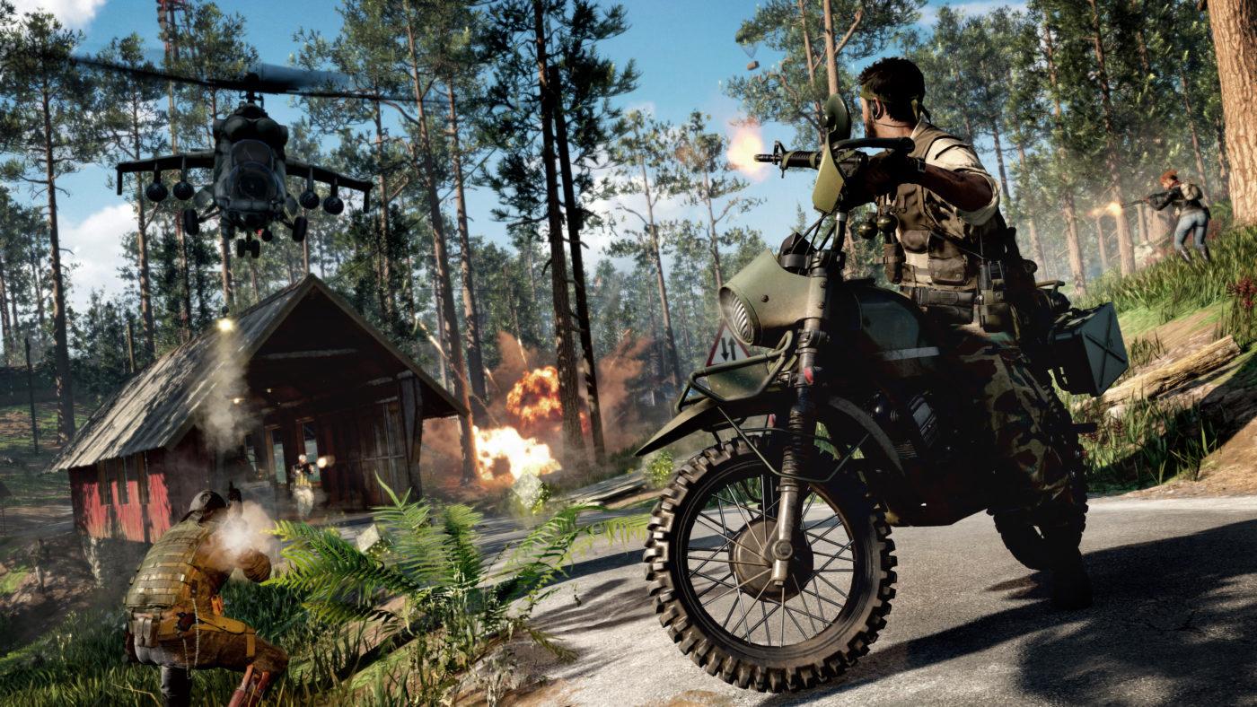 Black Ops Cold War Season 1 Weapons