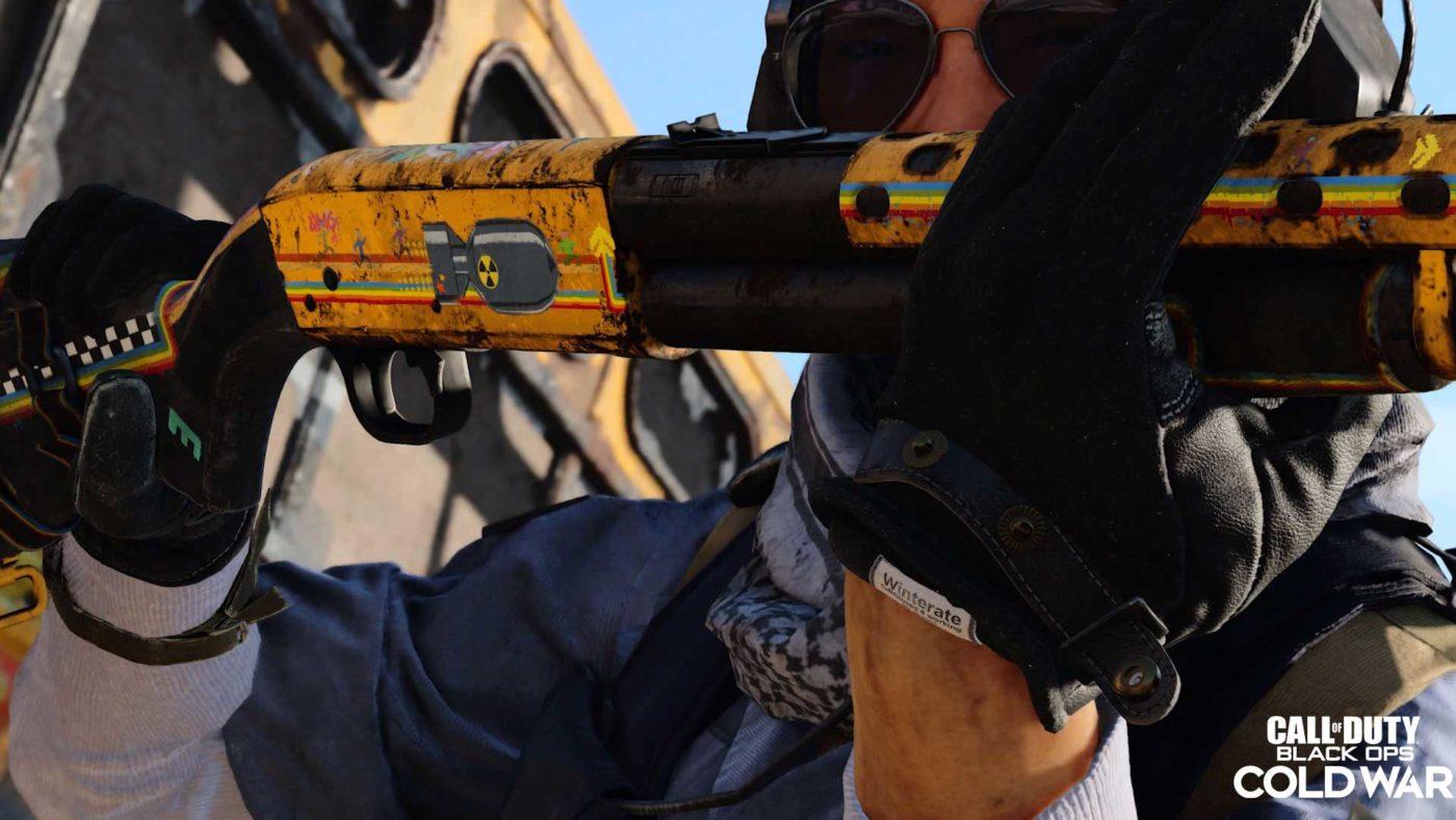 Black Ops Cold War Nuketown '84 Release Date & Nuketown Weapon Bundle Announced