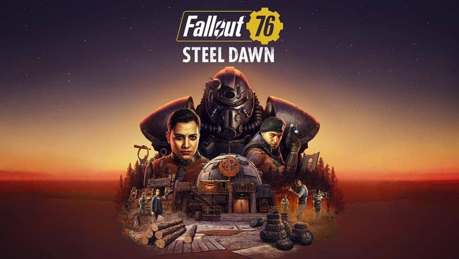 Fallout 76 Steel Dawn Launches in December