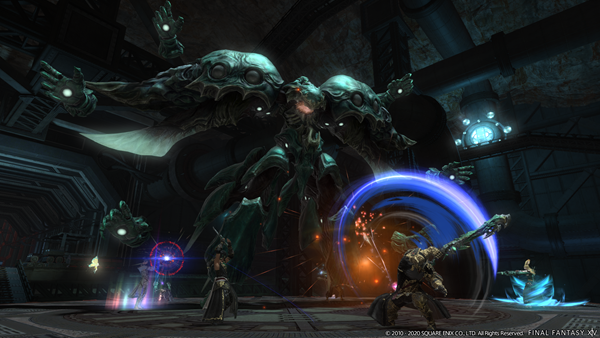 Final Fantasy 14 Online Upcoming Update 5.4